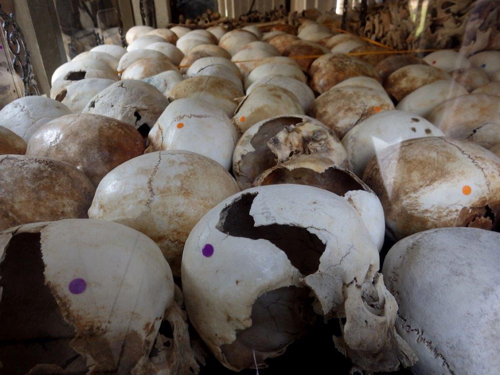 Killing fields, Kambodža