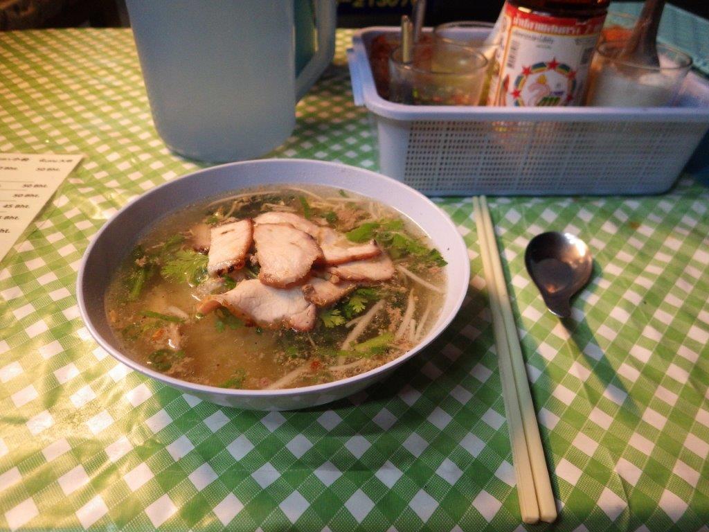 thajské polívky