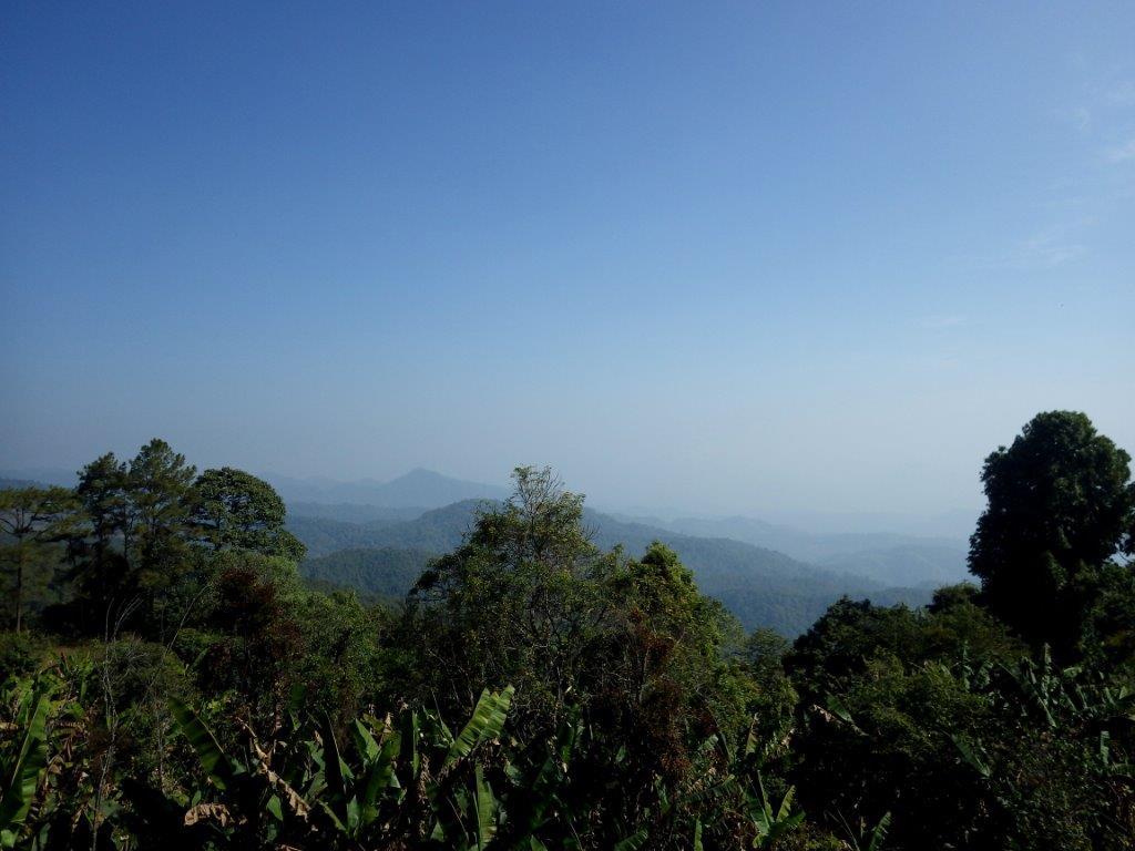 krajina okolo Pai