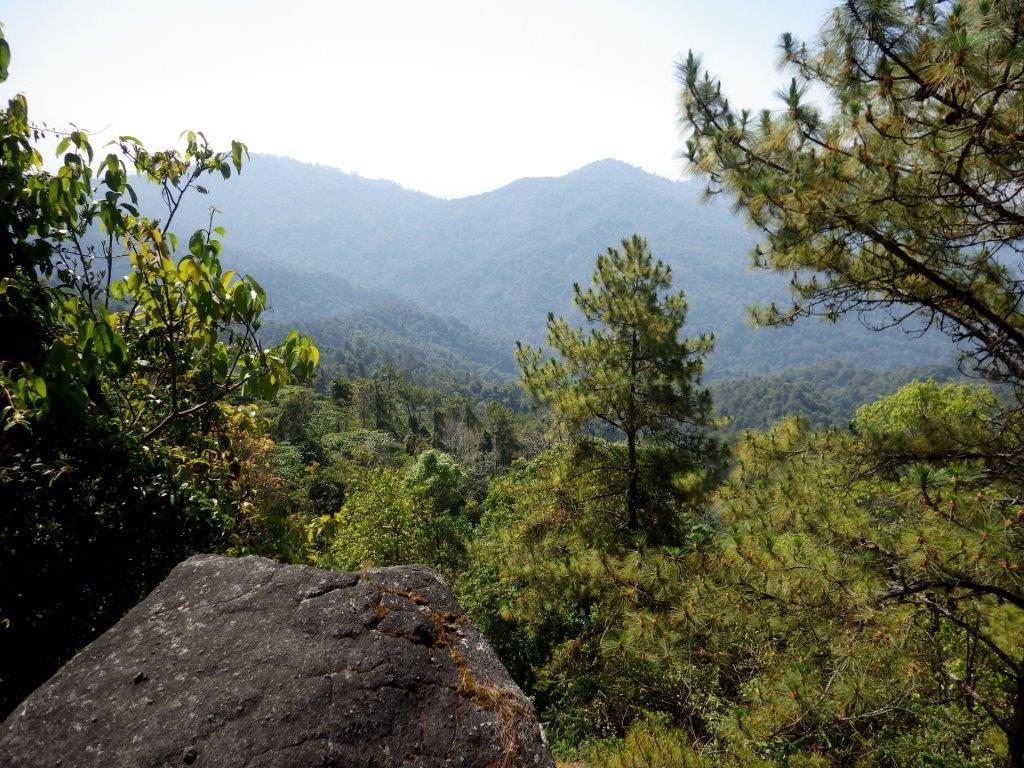 krajina severního Thajska
