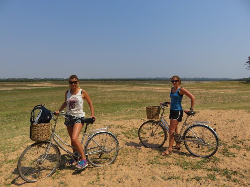na kole okolo West Baray