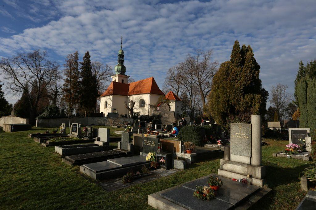 kostel sv. Havla Zbraslav