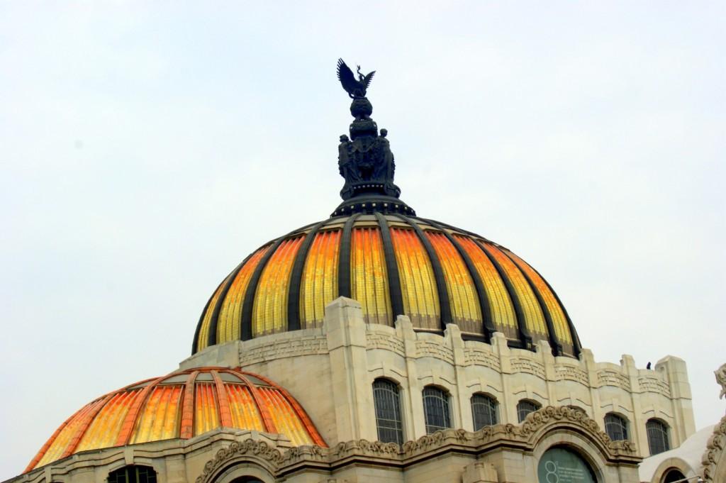 kupole z křišťálu