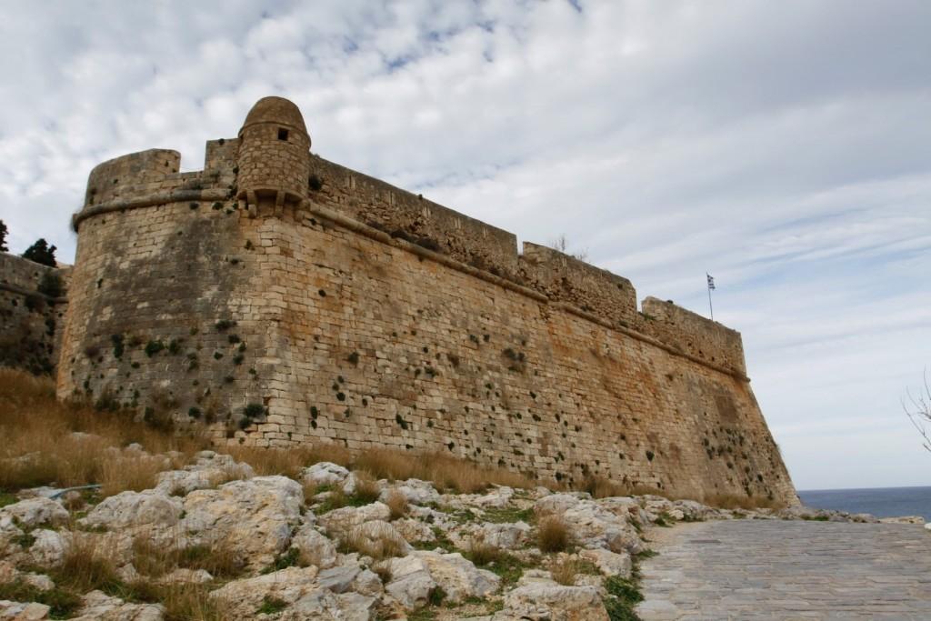 pevnost Rethymno