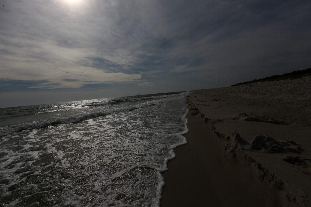 helská pláž