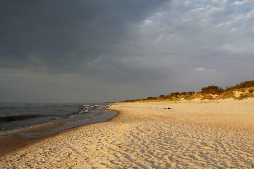 Baltské moře - Lazy