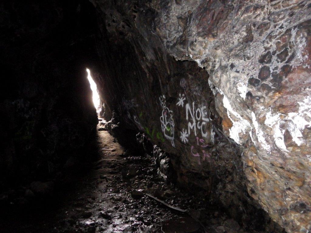Jeskyně Sawney Bean