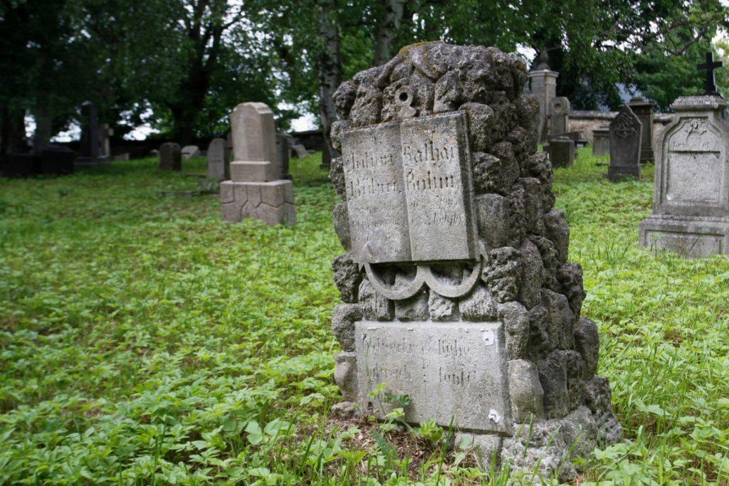klášterní hřbitov Teplá