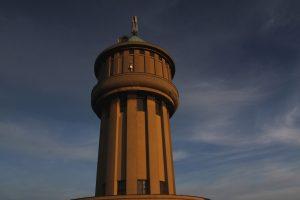 Vodárenská věž Jaroměř