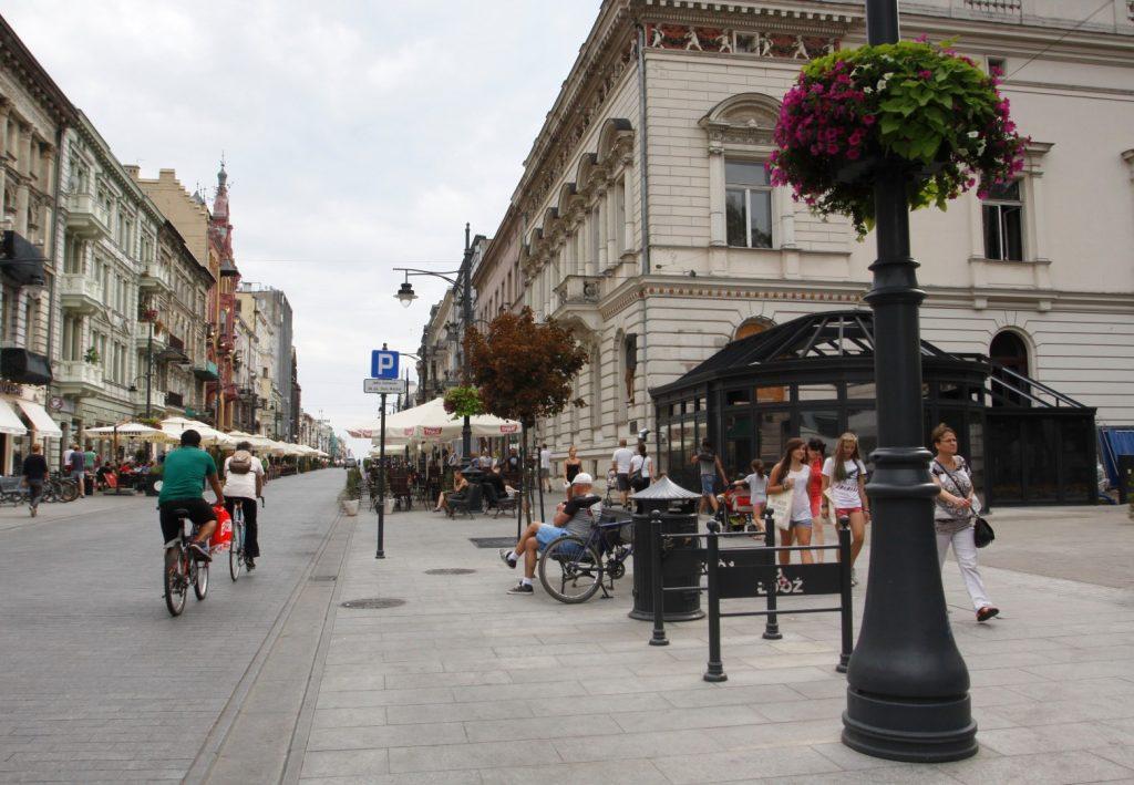 Pietrowska ulice