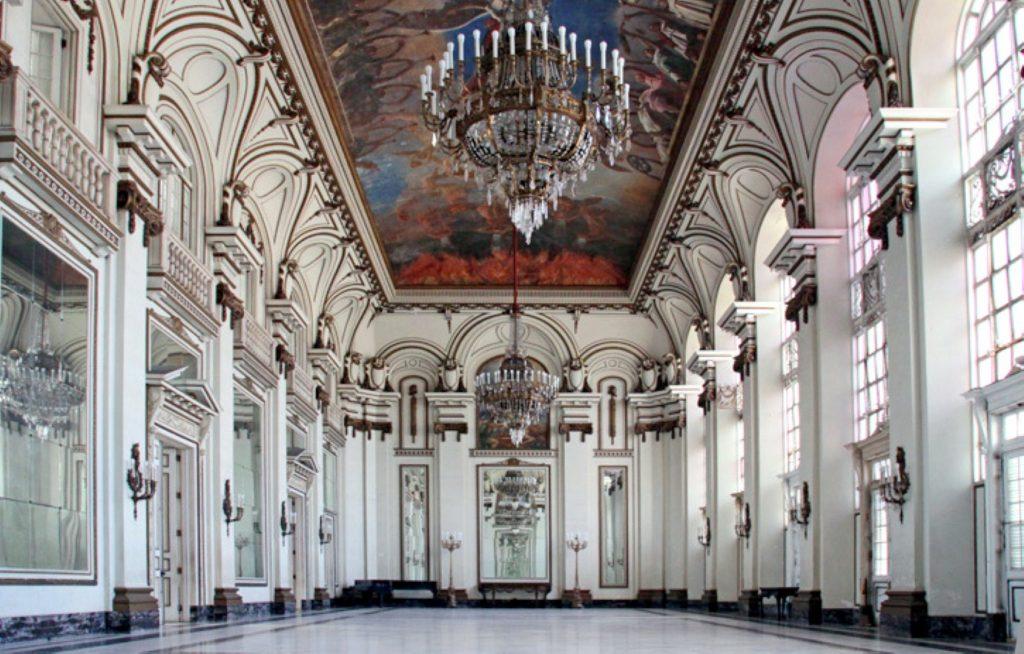 Museo De La Revolució-n Salon de los Espejos