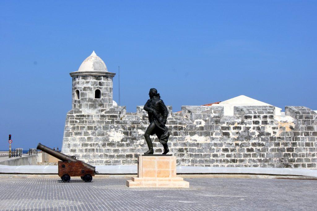 Pevnost San Salvador de la Punta