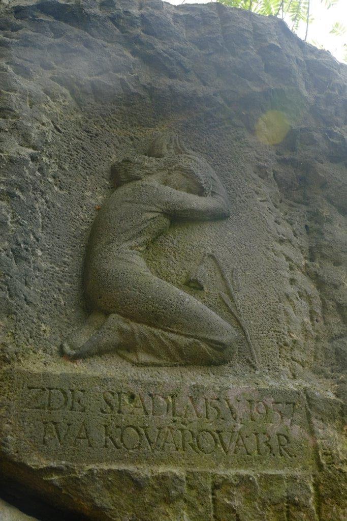 Reliéf Ivy Kovářové