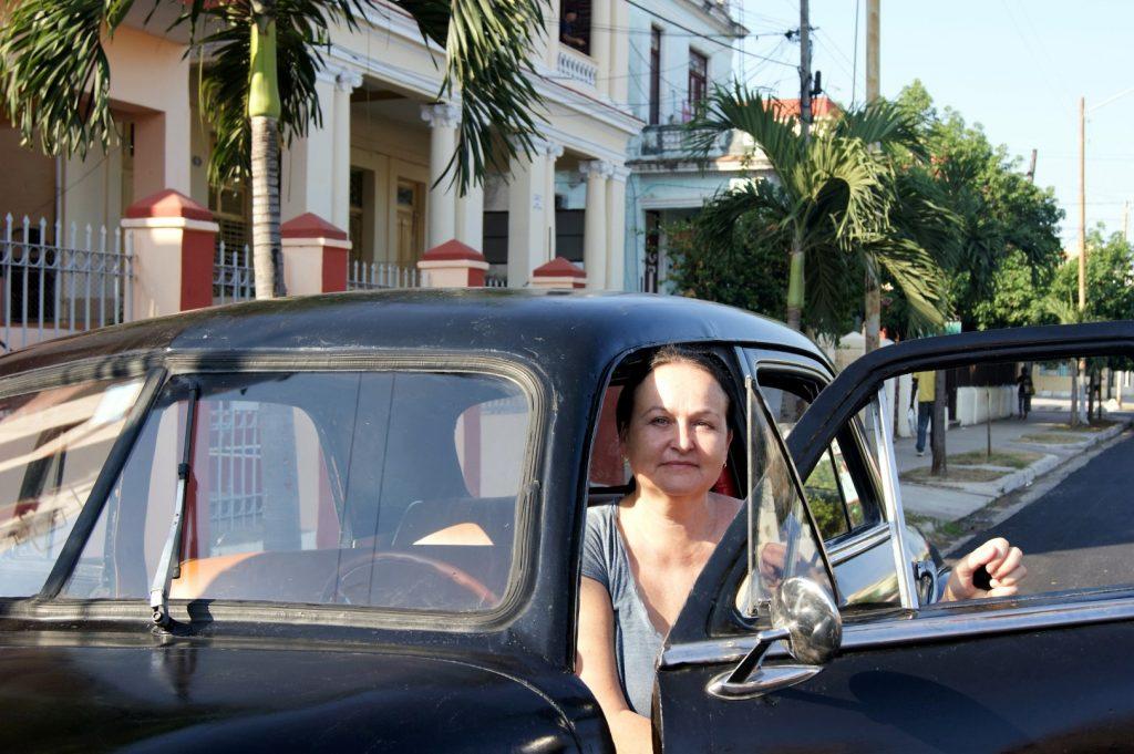 odjezd z Havany do Vinales