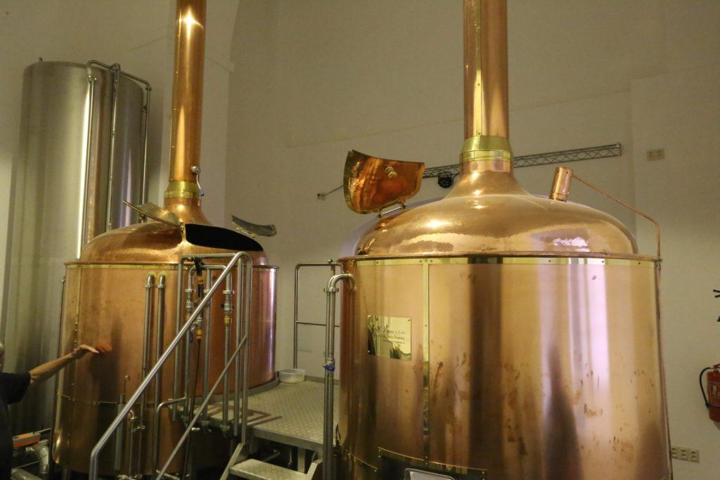 Klášterní pivovar Želiv