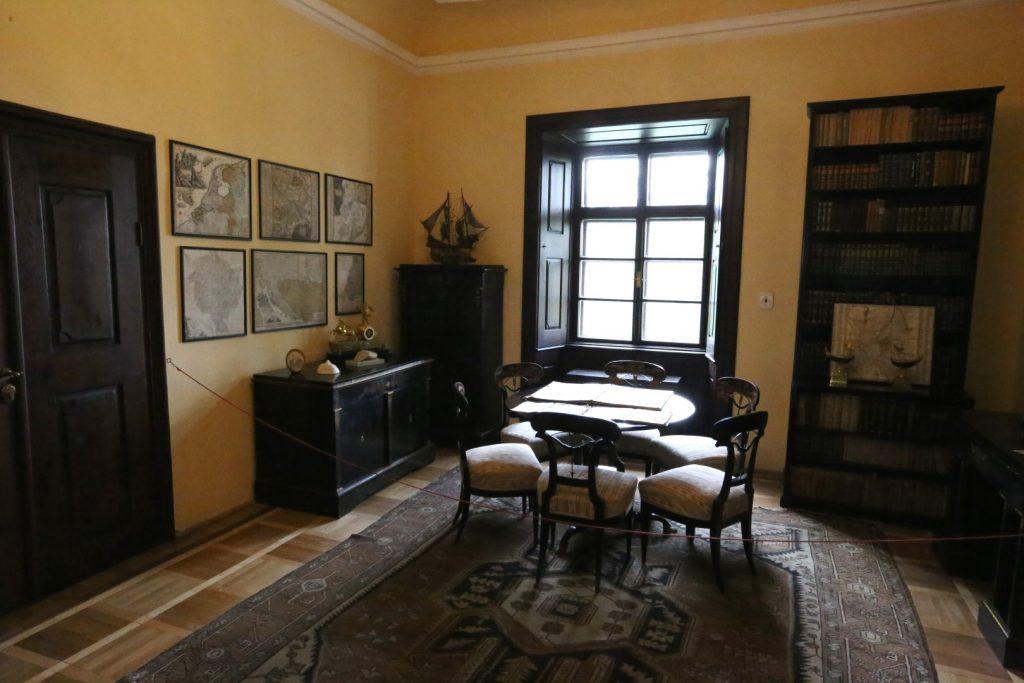 pokoj J.E Purkyně