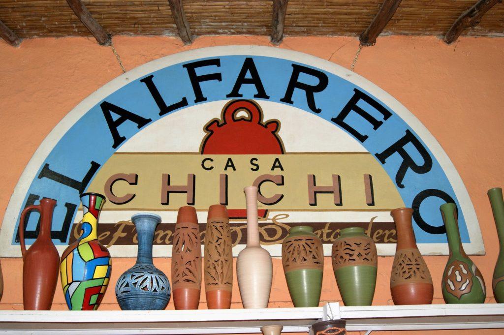 Alfarero Casa Chichi