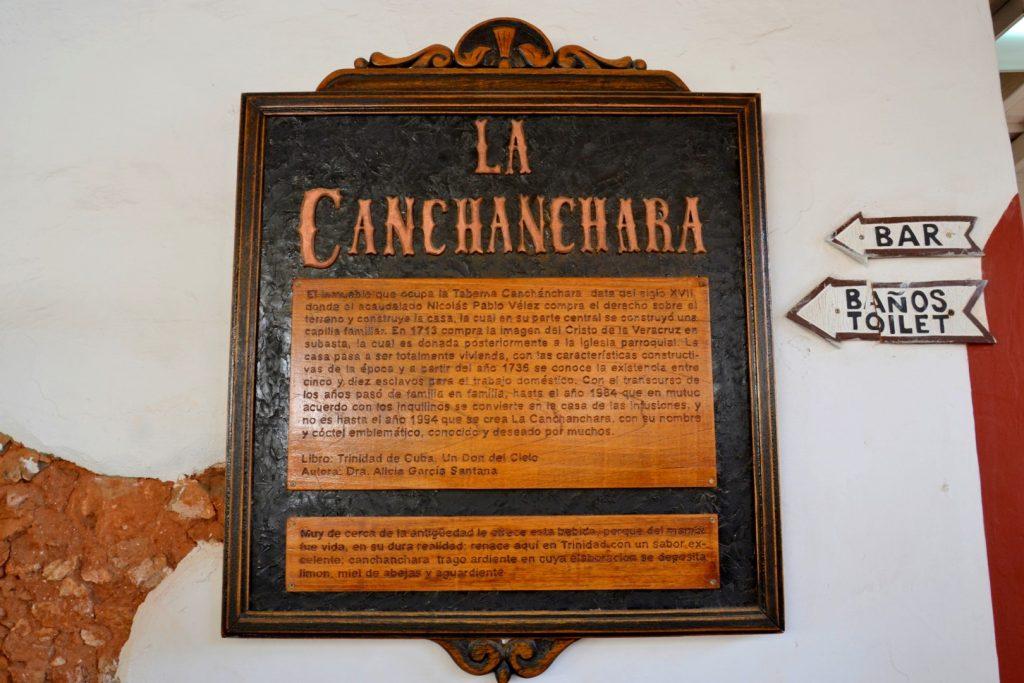 La Taberna de la Canchánchara