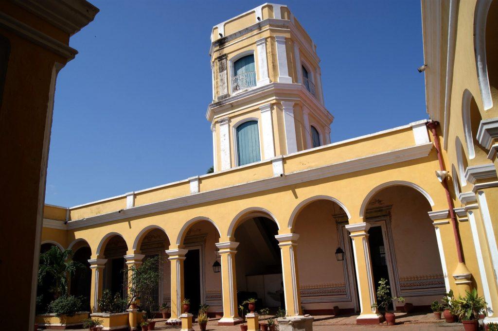 Museo Municipal de Trinidad nadvori s vezi
