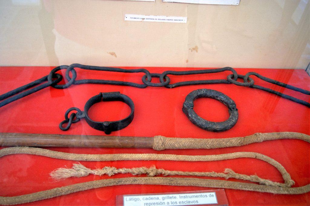 Museo Municipal de Trinidad nastroje otrokářů