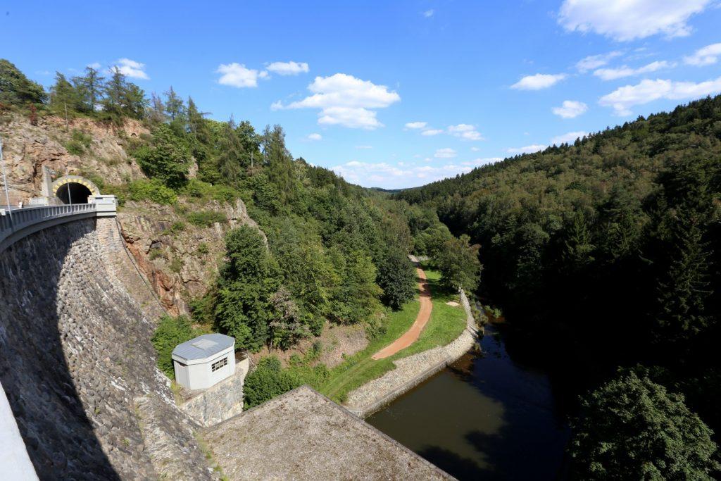 Seč - přehrada