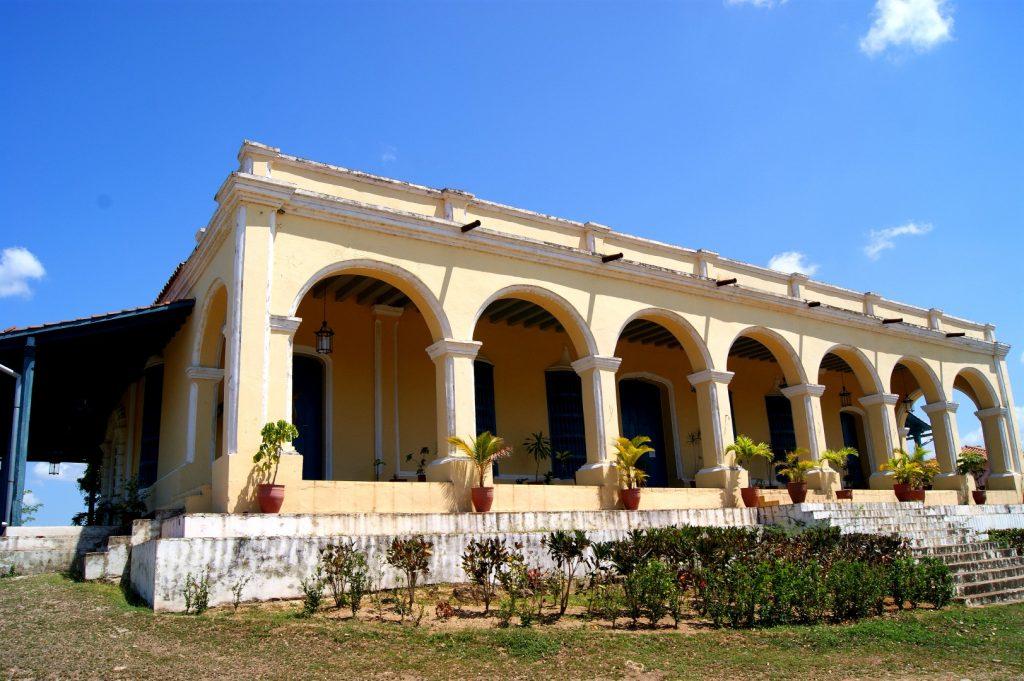 hacienda de Guáimaro
