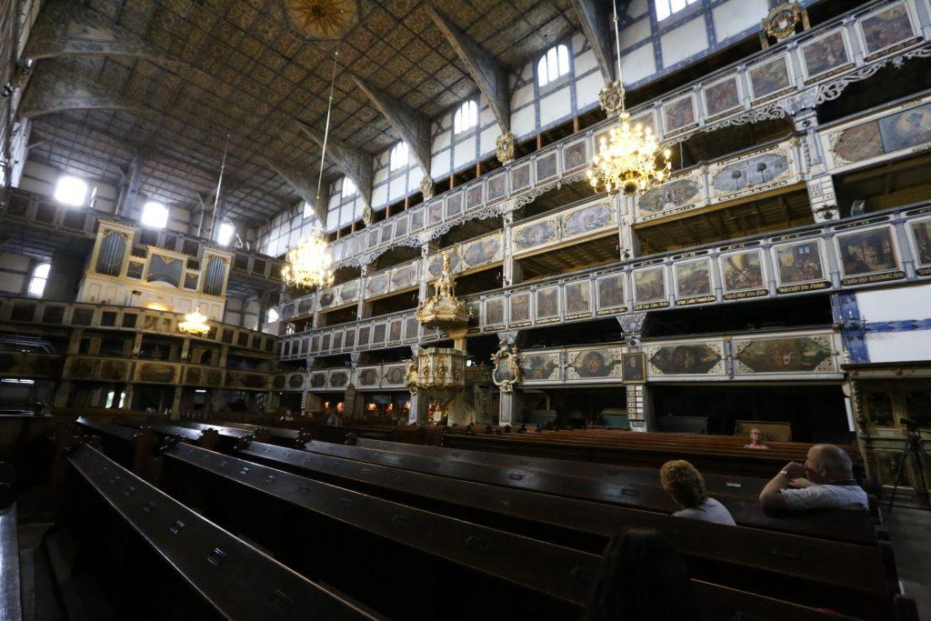 Kostel svatého Ducha, Jawor