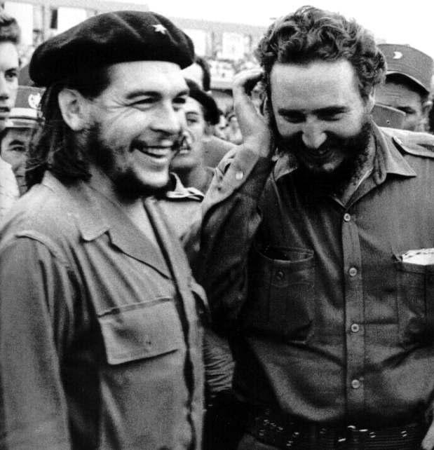 Che a Castro, foto internet