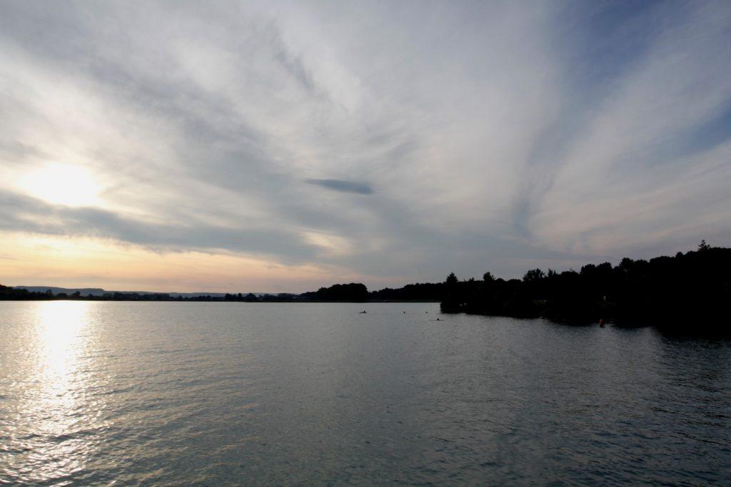 Náklo 1 - jezero a písák