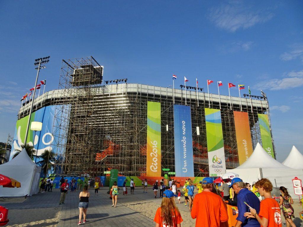 Olympiáda RIO 2016