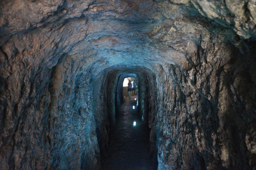 tunel Sa Calobra
