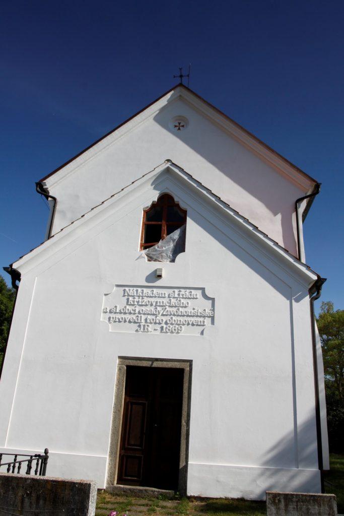 kostel sv. Fabiána a Šebestiána