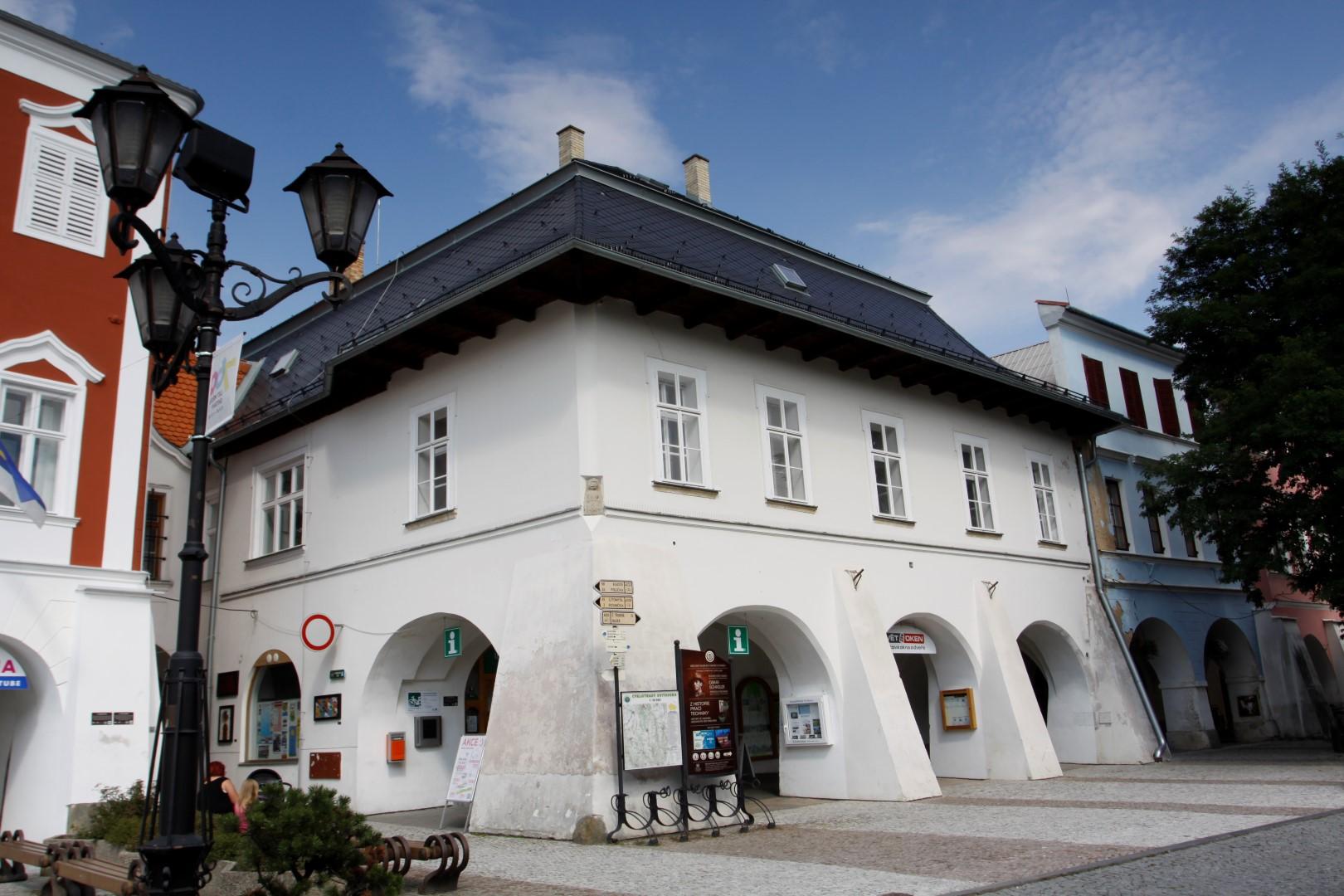 Svitavy - radnice