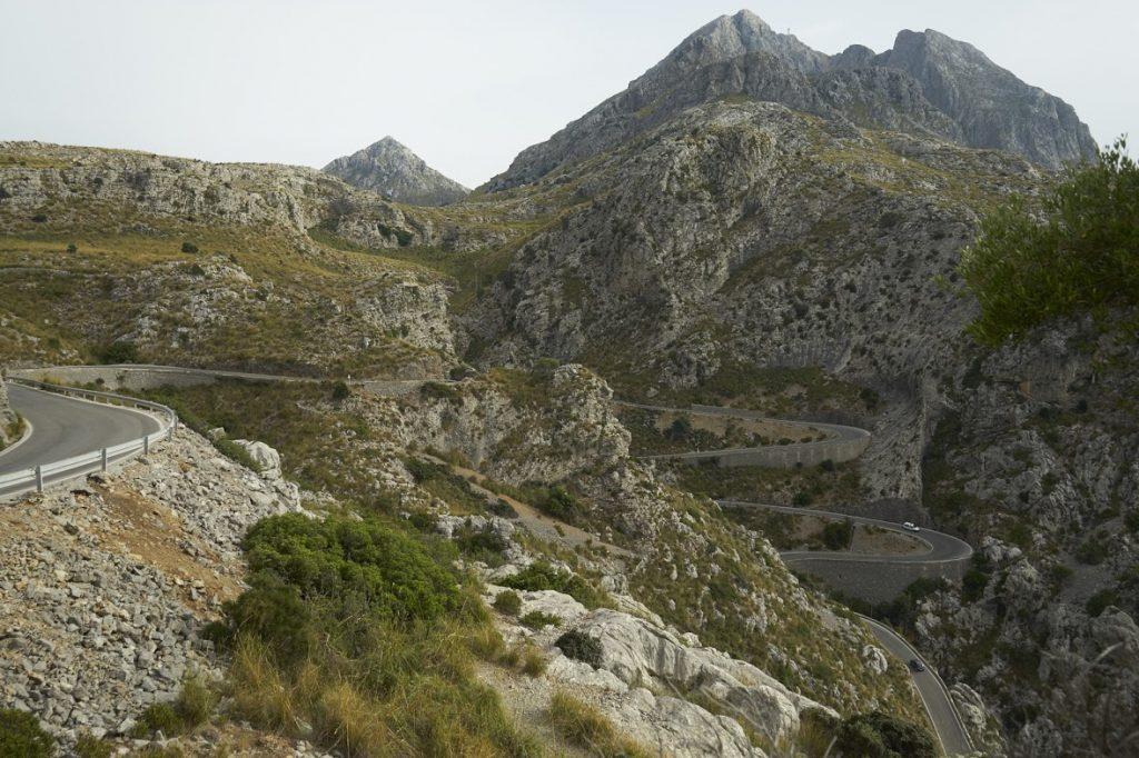 cesta do Sa Calobra