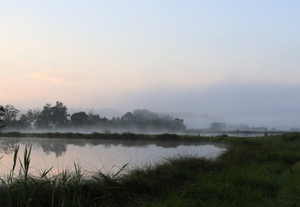 kaskády rybníků Balda