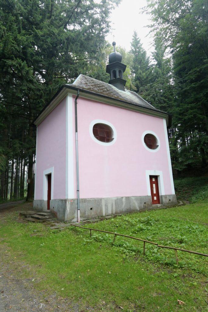 kaple P. Marie Sněžné