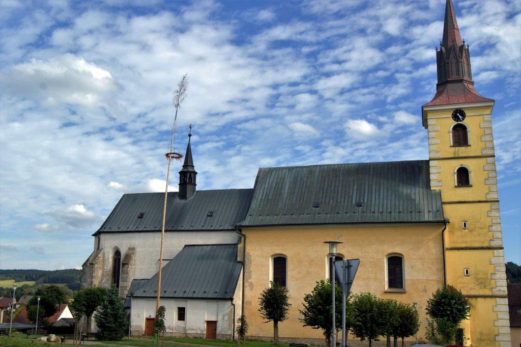 kostel sv. Ottona