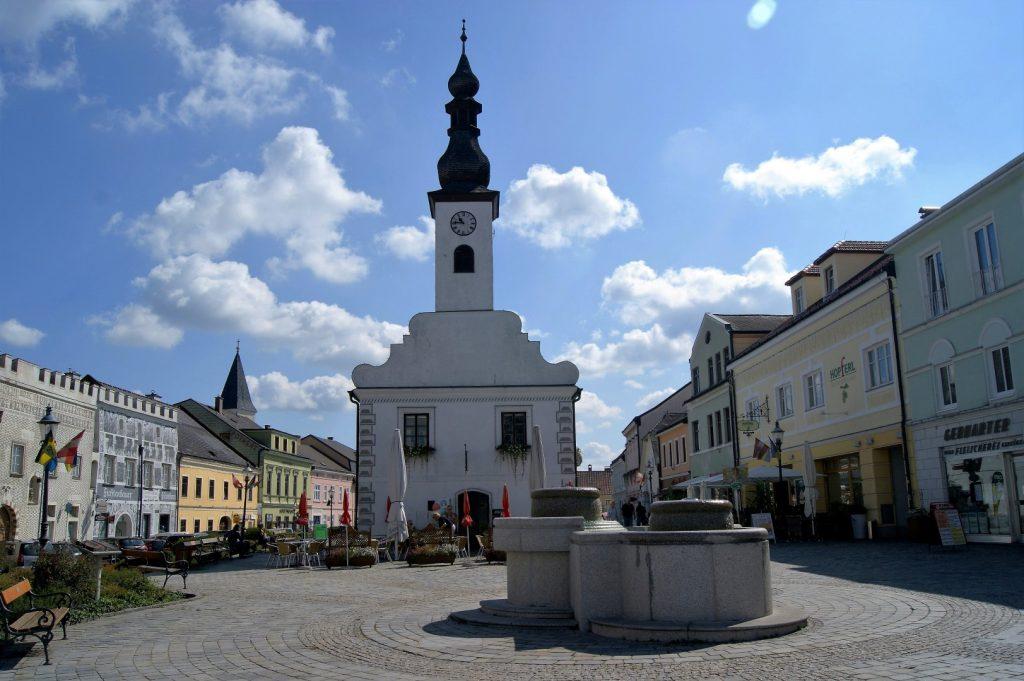 Gmund náměstí