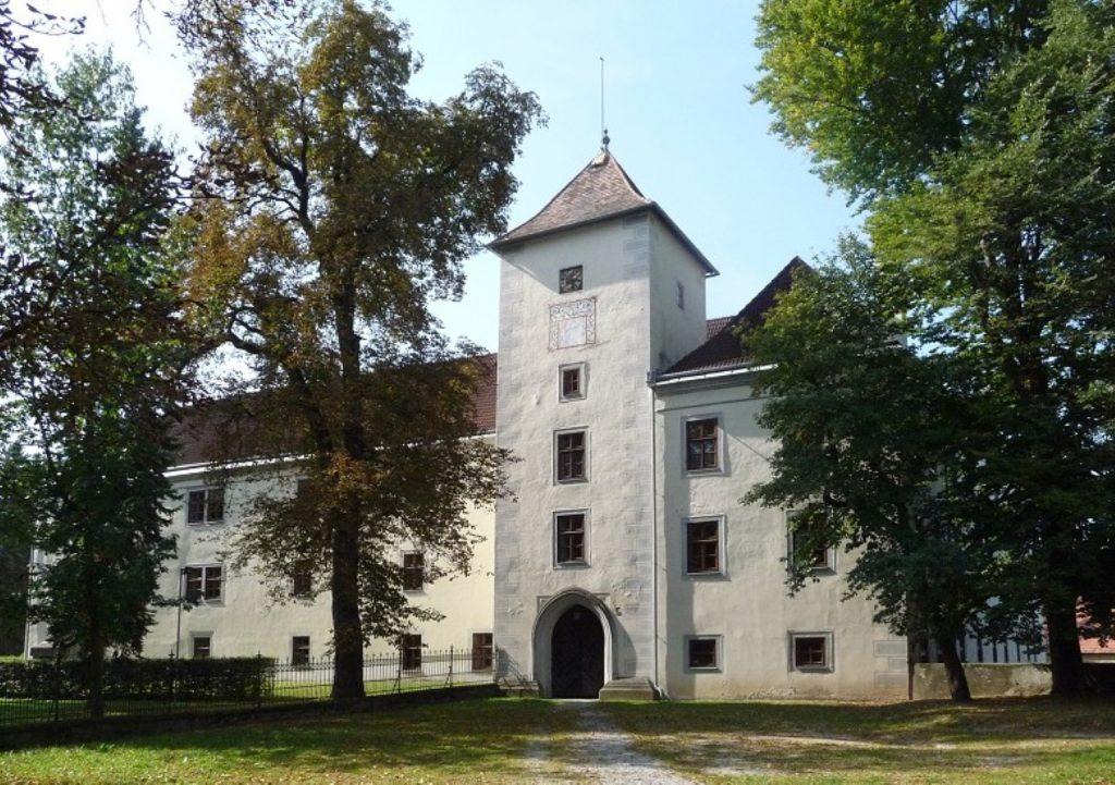 Gmund zámek