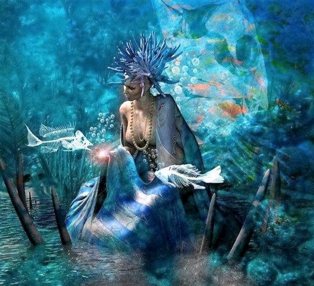 Santeria Yemaya
