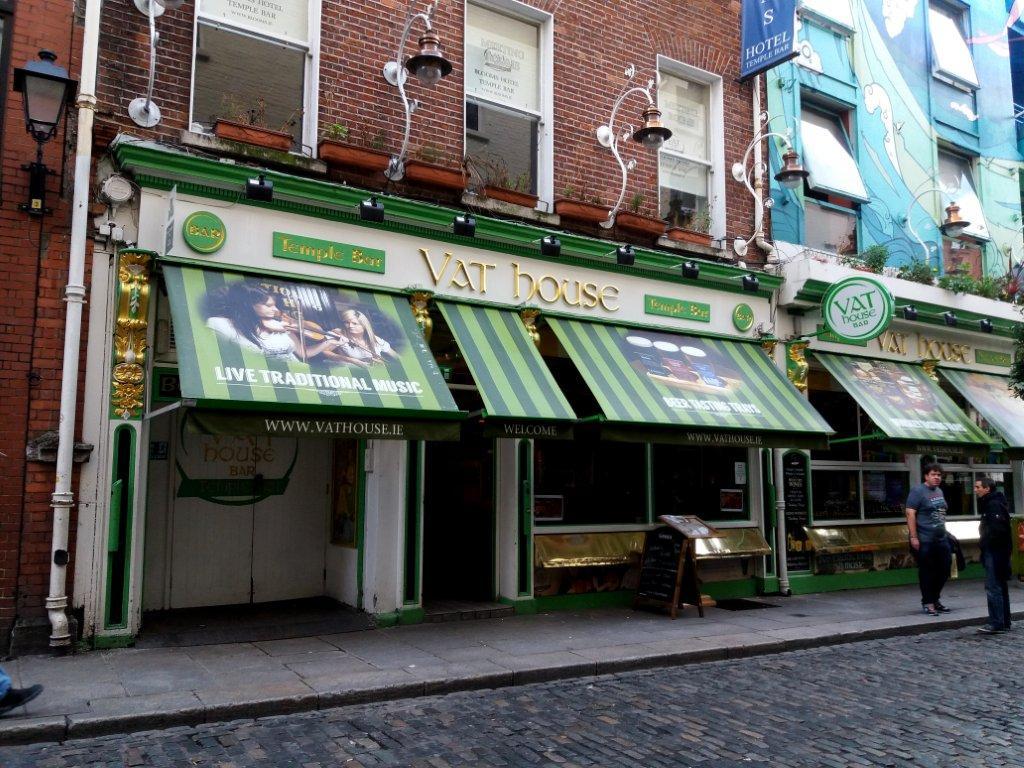 bary v Dublinu