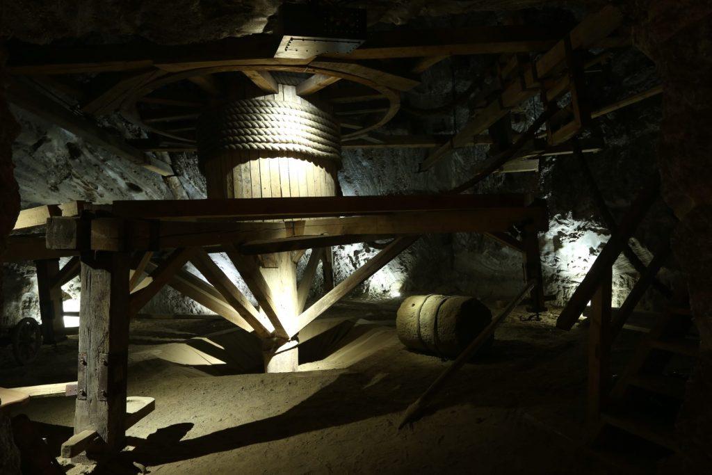 důl Bochnia