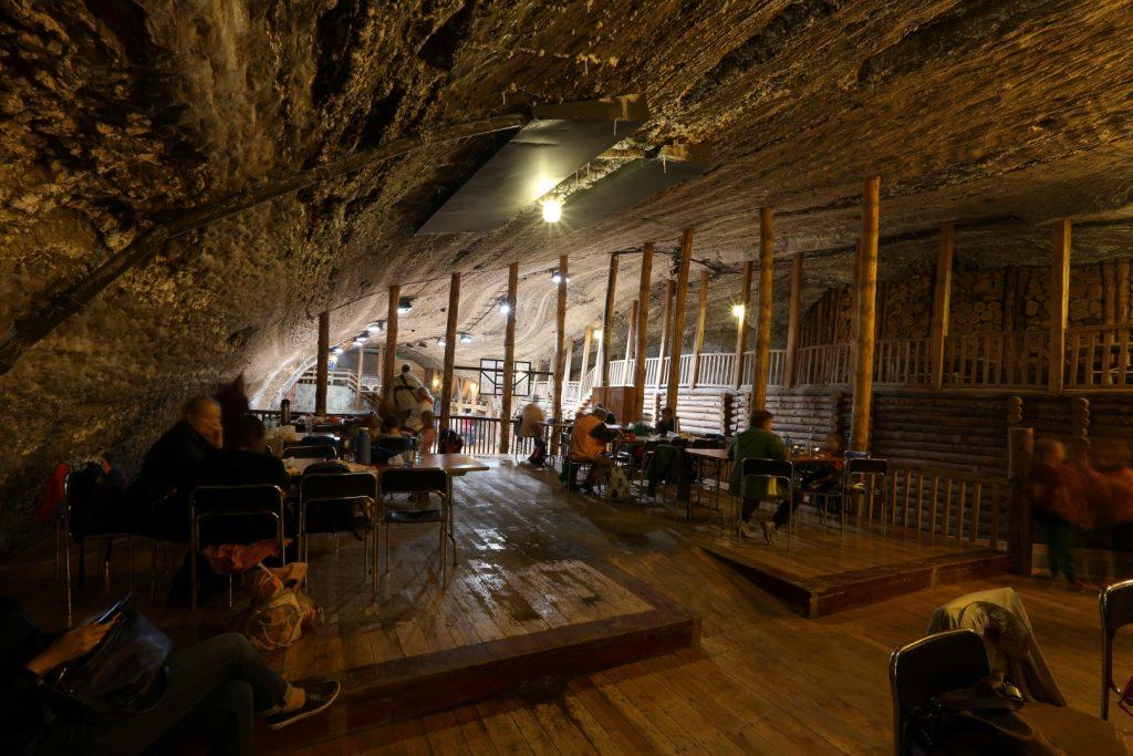 restaurace v dole Bochnia