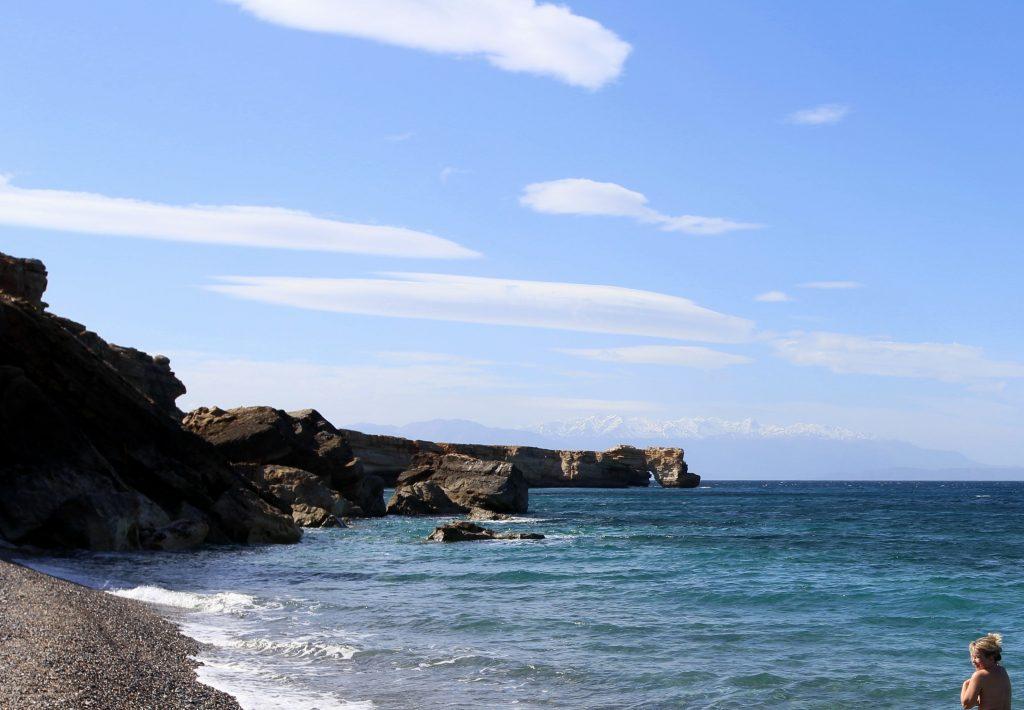 pohled z Gerapotamos beach