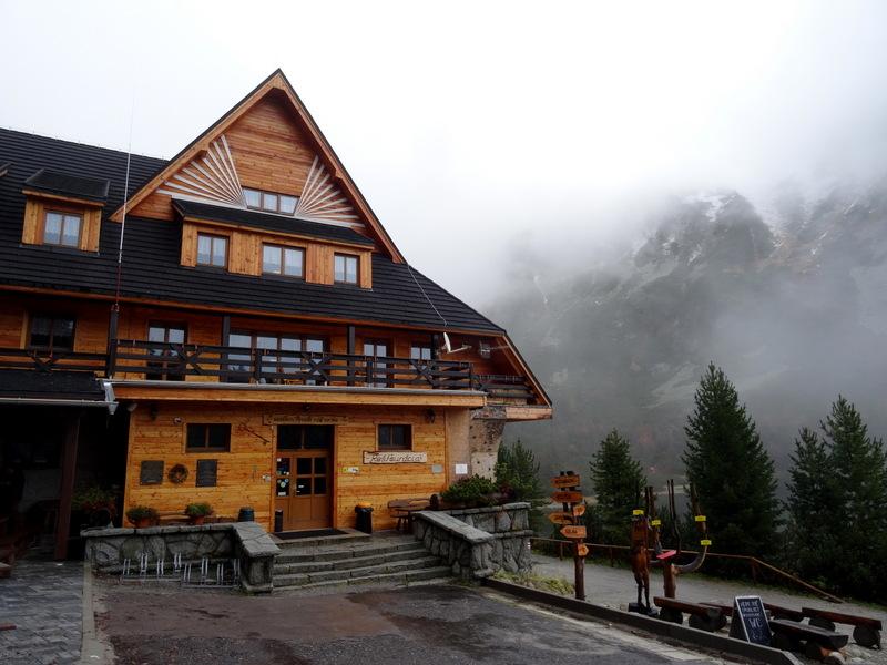 Horský hotel Popradské pleso