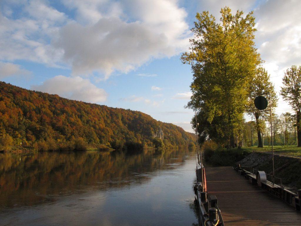 Přívoz na Dunaji, Foto Michael Körner