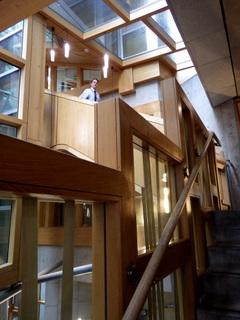 Skotský parlament