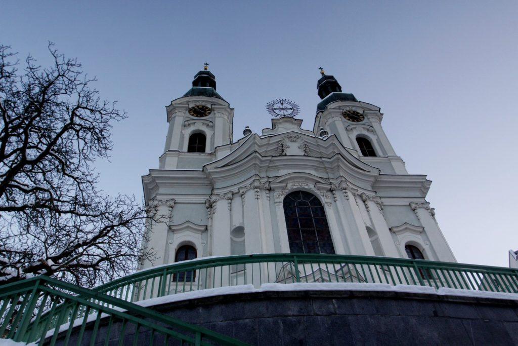 kostel sv. Máří Magdalény