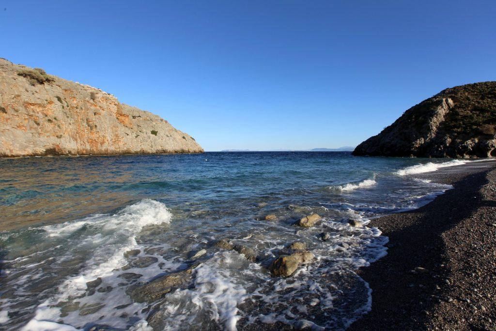 Menies Beach Kréta