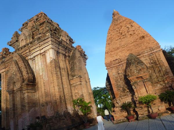 Nha Trang - Čamské věže